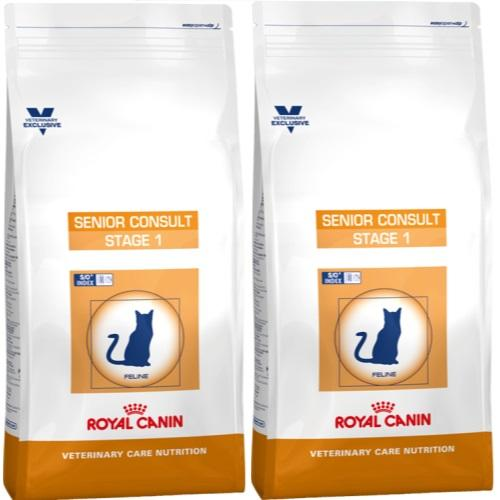 Royal Canin VCN Senior Consult Stage 1 Cat Food