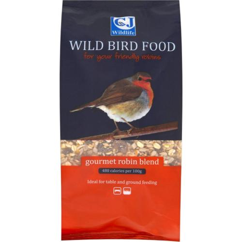 C J Wildbird Foods Gourmet Robin Blend Bird Food