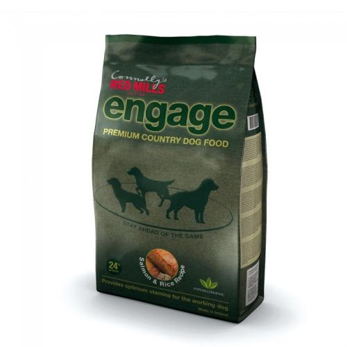 Red Mills Engage Salmon & Rice Dog Food