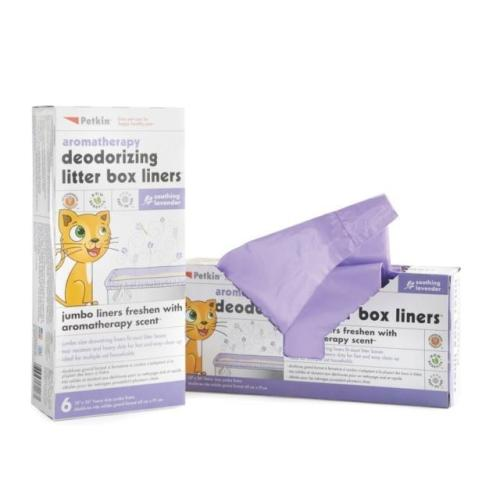 Petkin Cat Litter Box Liners