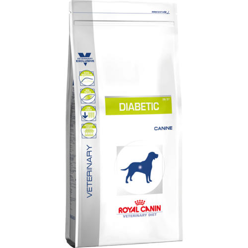 Royal Canin Veterinary Diabetic DS 37 Dog Food