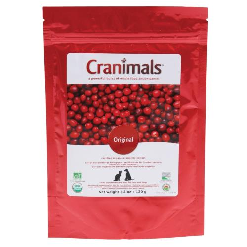 Cranimals Original Organic for Dogs & Cats