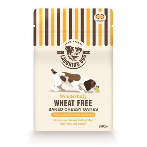 Laughing Dog Oven Baked Cheesy Oaties Treats