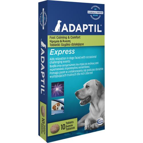Adaptil Express Dog Calming Tablets