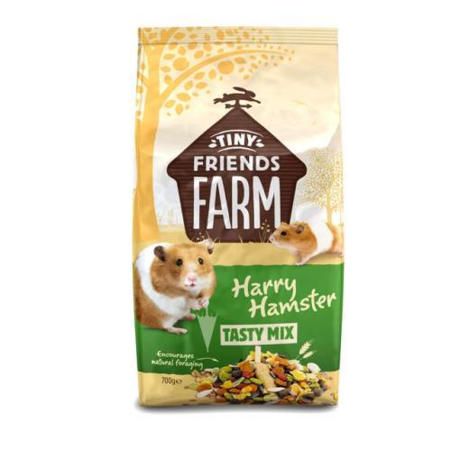 Supreme Harry Hamster Tasty Mix Hamster Food