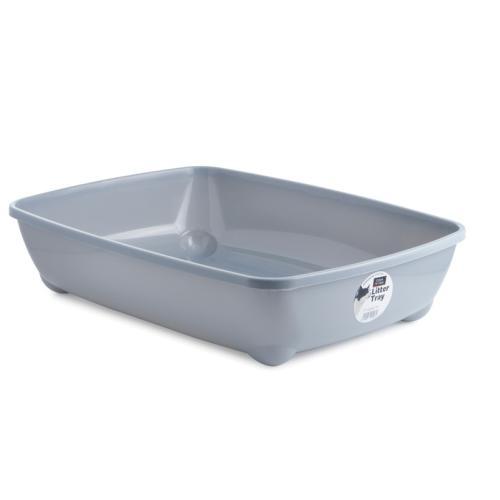 Sharples Pet Hot Warm Grey Litter Trays