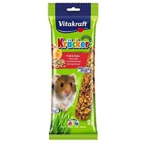 Vitakraft Kracker Fruit Flakes for Hamsters