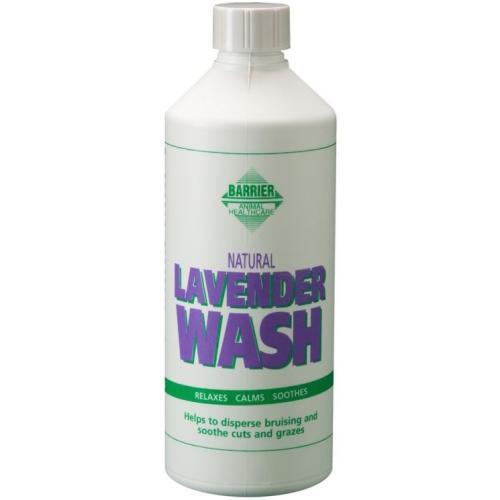 Barrier Lavender Wash for Horses
