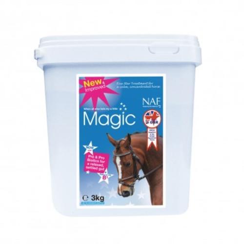 NAF Five Star Magic Horse Calming Supplement