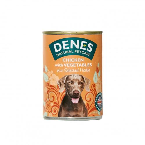 Denes Chicken with Vegetables Adult Dog Food