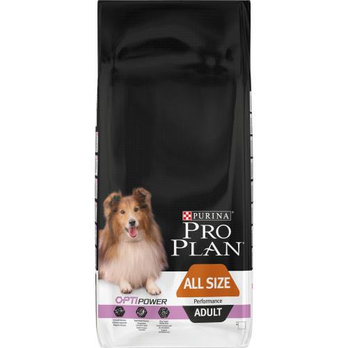 PRO PLAN OPTIPOWER Chicken Performance Adult Dog Food