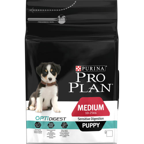 PRO PLAN OPTIGIDEST Chicken Sensitive Digestion Medium Puppy Food