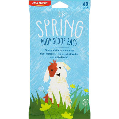 Bob Martin Biodegradable Poop Scoop Bags