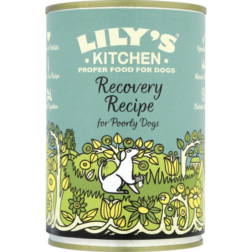 Lilys Kitchen Recovery Recipe Dog Food