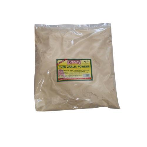Equimins Garlic Powder Refill Bag