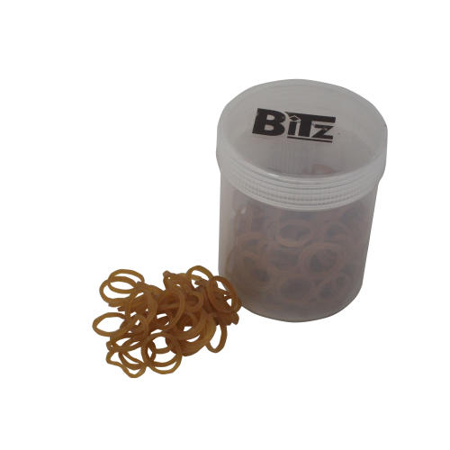 Bitz Plaiting Bands Brown