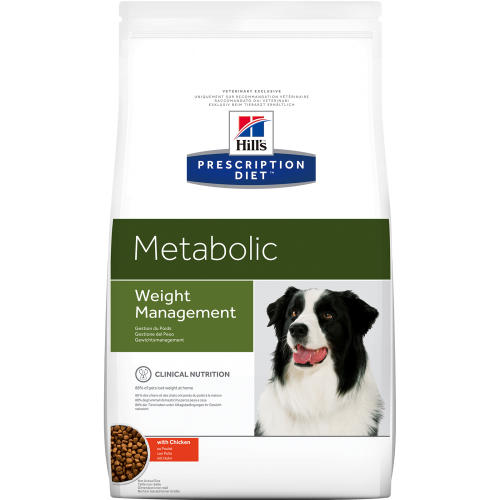 Hills Prescription Diet Metabolic Weight Management Chicken Dry Dog Food
