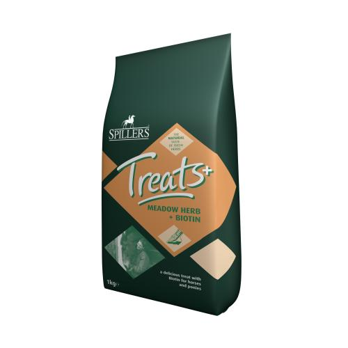 Mars Horsecare Meadow Herb Treats + Biotin 8 Pack