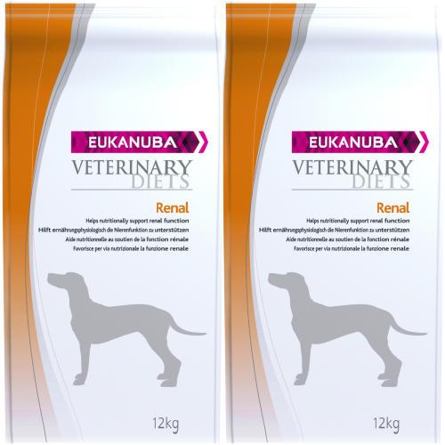 Eukanuba Veterinary Renal Dry Adult Dog Food