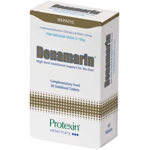 Protexin Denamarin Liver Supplement for Dogs