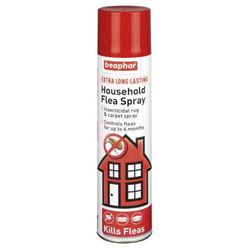 Extra Long Lasting Household Flea Spray
