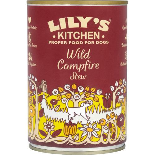Lilys Kitchen Wild Campfire Stew Dog Food