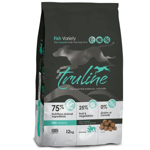 Truline Fish Adult Dog Food