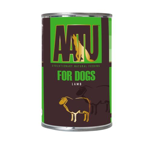 AATU Lamb Adult Wet Dog Food