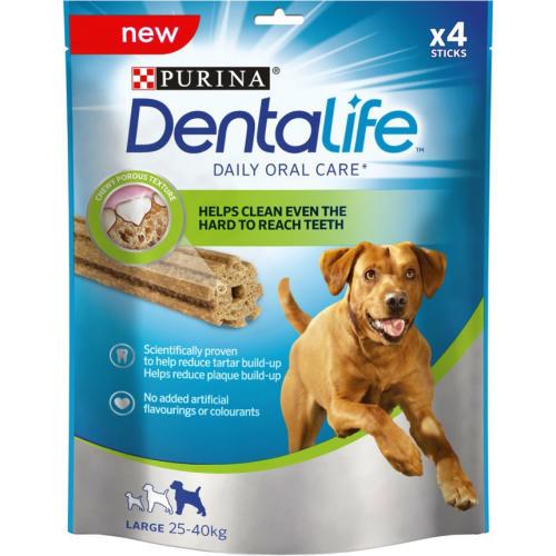 Purina Dentalife Large Adult Dog Chew