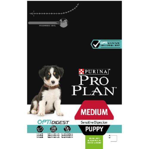PRO PLAN OPTIGIDEST Sensitive Digestion Rich in Lamb Medium Puppy Food