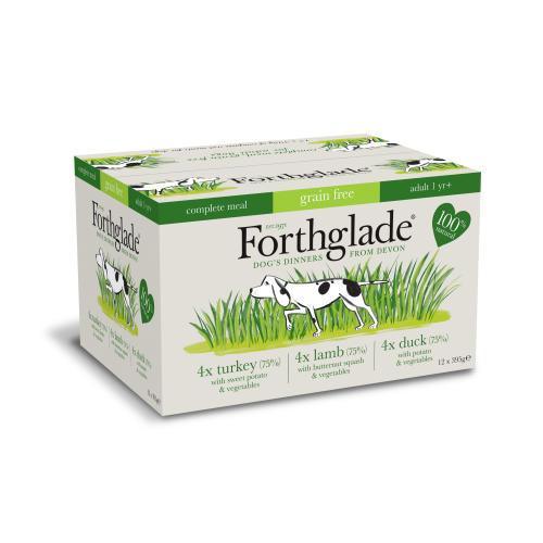 Forthglade Complete Grain Free Multipack Dog Food