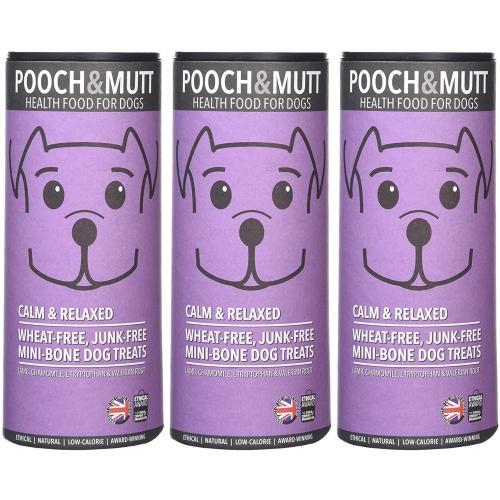 Pooch & Mutt Calm & Relaxed Natural Dog Treats