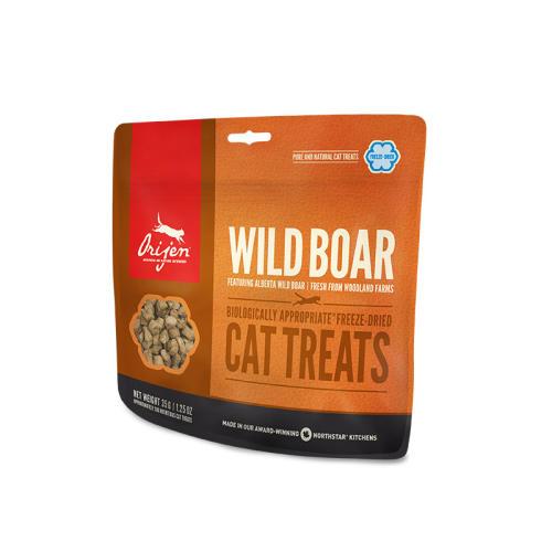 Orijen Freeze Dried Wild Boar Cat Treats