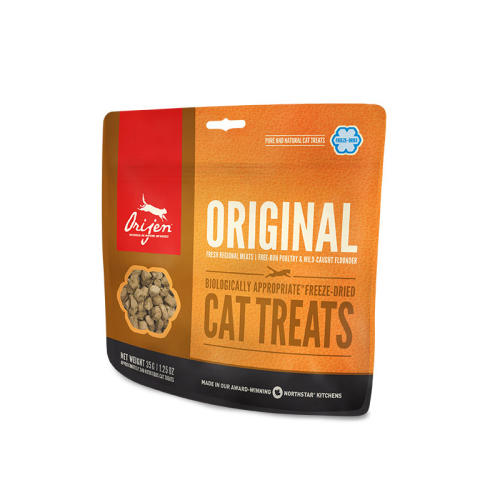 Orijen Freeze Dried Original Cat Treats