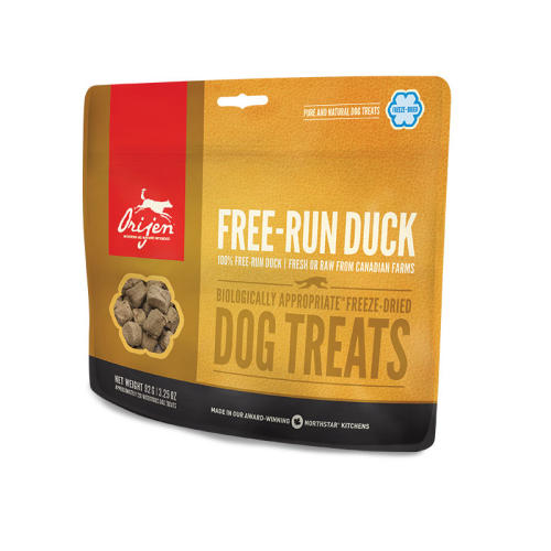 Orijen Freeze Dried Free-Run Duck Dog Treats