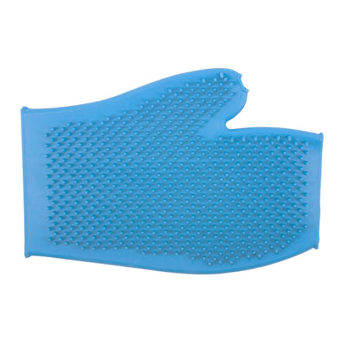 Ancol Ergo Rubber Grooming Glove for Dogs