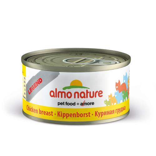 Almo Nature Legend Tins Chicken Cat Food