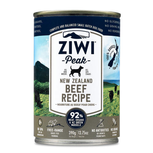 ZiwiPeak Daily Dog Cuisine Beef Adult Dog Food
