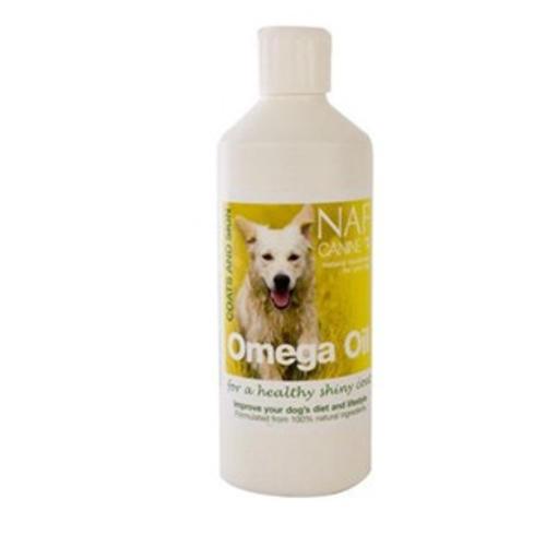 NAF Canine Omega Oil for Dogs