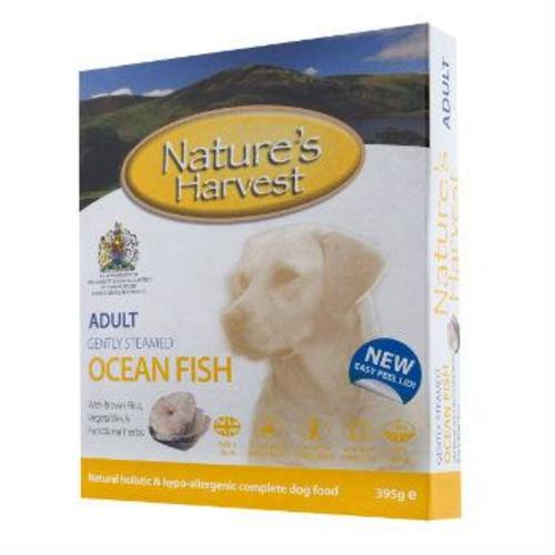Natures Harvest Ocean Fish & Brown Rice Adult Dog Food