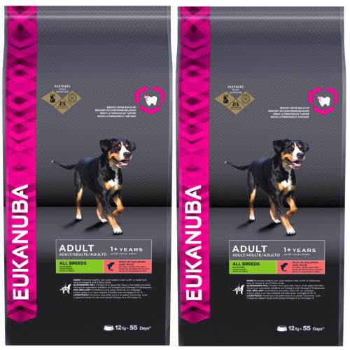 Eukanuba Salmon & Rice Adult Dog Food