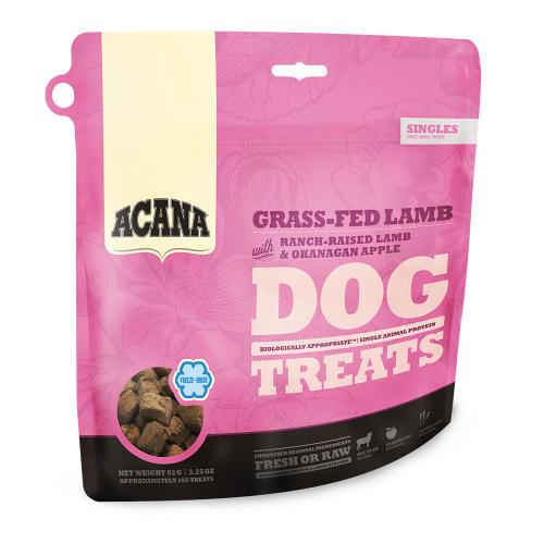 Acana Freeze Dried Grass Fed Lamb Adult Dog Treats