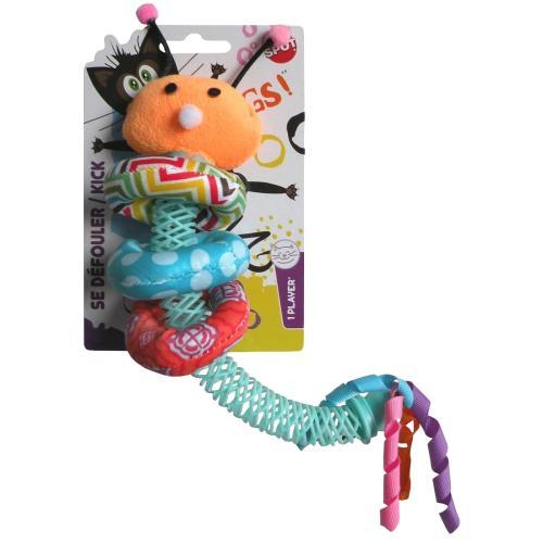 Spot Huggy Worm Catnip Cat Toy