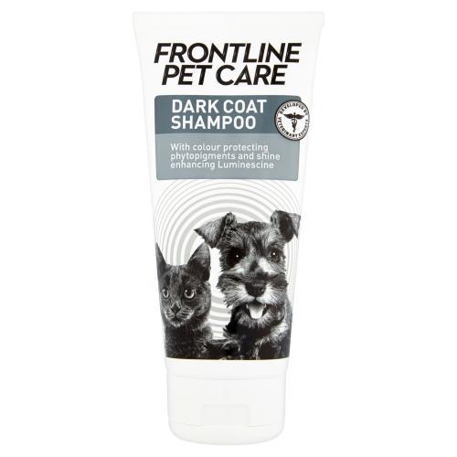 Frontline Pet Care Dark Coat Dog & Cat Shampoo