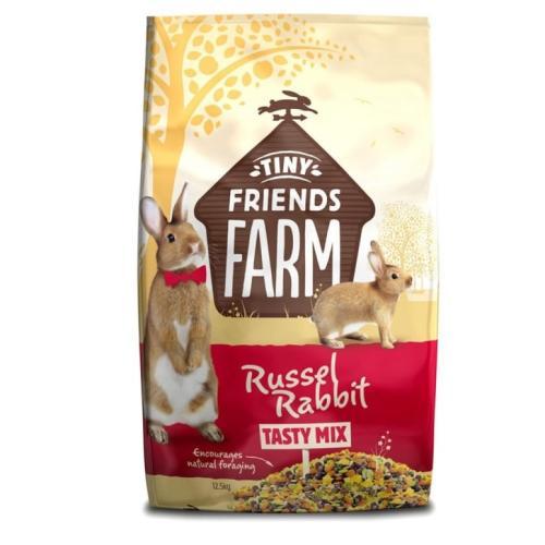 Supreme Russel Rabbit Food Complete Muesli