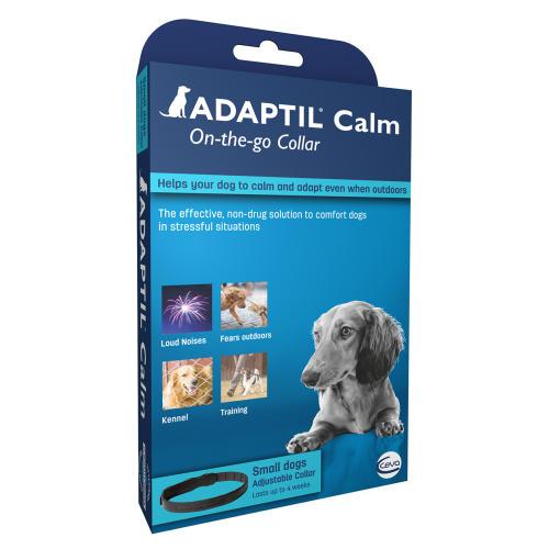 Adaptil Calming on the Go Dog Collar