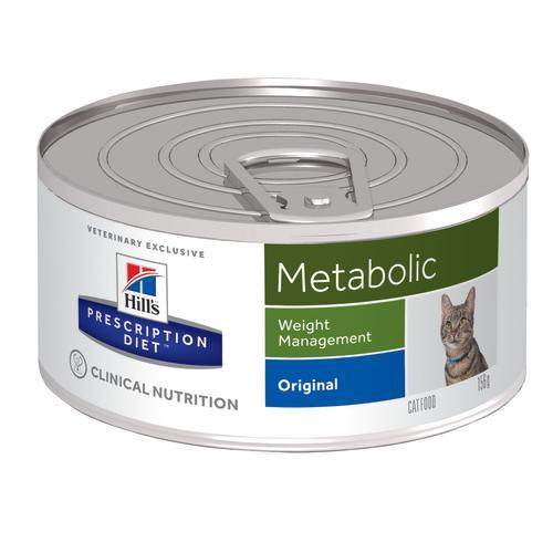 Hills Prescription Diet Feline Metabolic Canned