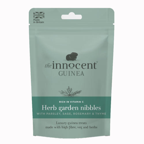 The Innocent Guinea Herb Garden Nibbles