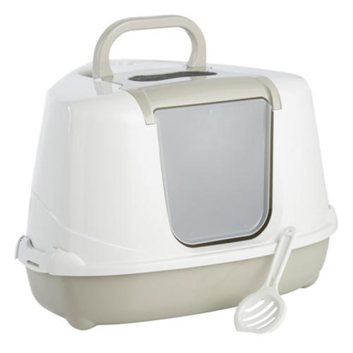 Sharples Pet Corner Flip Top Hooded Cat Litter Tray