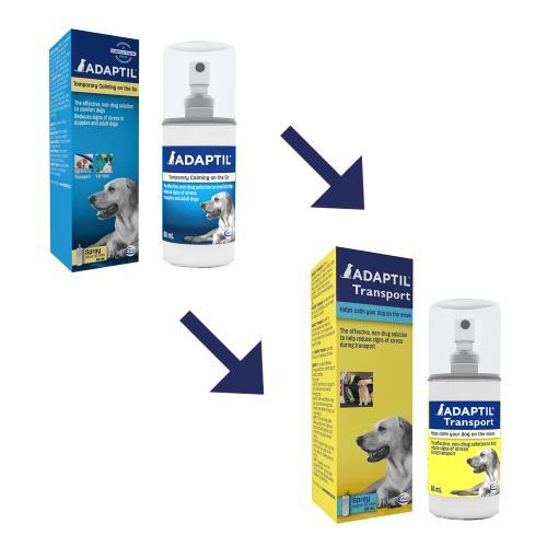Adaptil Dog Travel Calming Spray
